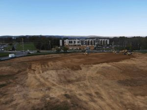Cantrbury Phase 3 construction