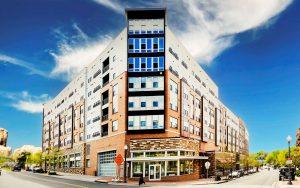 Tinner Hill Apartments exterior